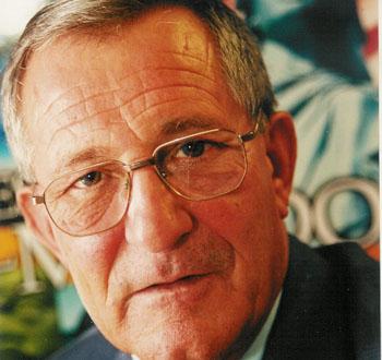 Vicente Blasco, presidente de Aedave
