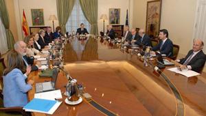 Consejo de Ministros de Mariano Rajoy