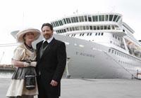 Crucero MS Balmoral recrea el viaje del Titanic en abril de 2012