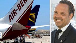 Air Berlin y Pablo Caspers