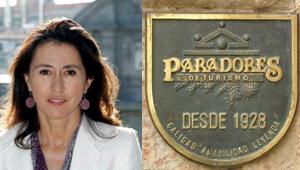 Ángeles Alarcó, presidenta de Paradores Nacionales