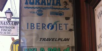Agencias de viajes españolas