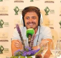 Jorge Marichal, presidente de Ashotel, entrevistado en Teide Radio-Onda Cero