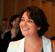 Sylvia Pinel, ministra de Turismo de Francia