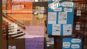 Agencia de viajes, verano 2012