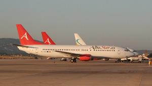 Avión de Alba Star