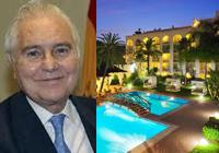 Carlos Dívar y el hotel Meliá Marbella Banús