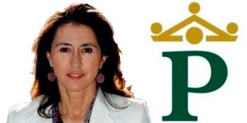 Ángeles Alarcó, presidenta de Paradores de Turismo
