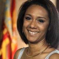La consejera de Cultura, Turismo y Deporte de la Generalitat valenciana, Lola Johnson.