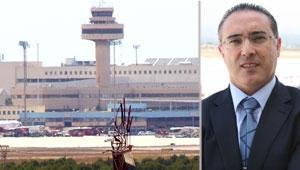 El director del Aeropuerto de Palma de Mallorca, José Antonio Álvarez.