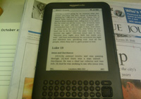 La Biblia en Kindle
