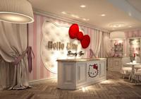 Hello Kitty Spa Dubai
