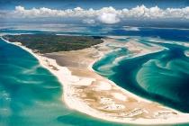 Mozambique sortea una paradisíacavilla en una isla en el Índico.