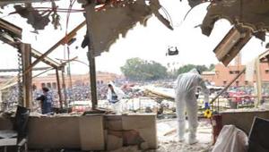 Atentado terrorista en Marrakech (Marruecos), abril de 2011