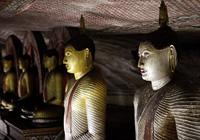Estatuas de Buda en Sri Lanka