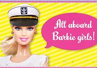 Experiencia Barbie en Royal Caribbean