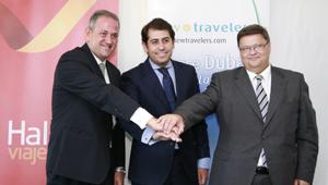 Acuerdo Halcón Viajes y New Travelers