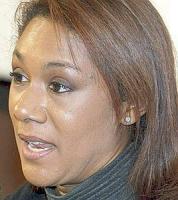 La consellera de Turismo, Cultura y Deportes, Lola Johnson.