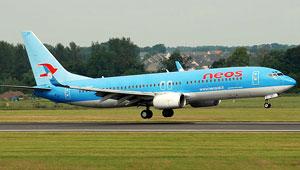 Jumbo Tours da un empujón a las ventas de Neos Air en España.