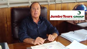 Basilio Guerra, presidente de Jumbo Tours Group.