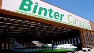 Binter Canarias