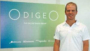 Mauricio Prieto, cofundador y director general de eDreams.