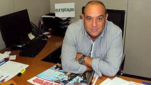 David Balboa, director comercial de Europlayas.