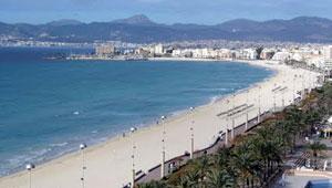 Solo 1 de cada 5 hoteles de Playa de Palma seguriá abierto en invierno