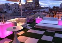 Terraza del Room Mate Hotel Oscar, Madrid