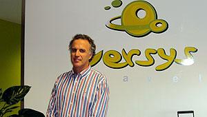 Antonio Peña, CEO de Versys Travel