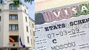 Consulado en Moscú y visado