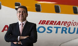 Carlos Bertomeu, CEO de Air Nostrum.