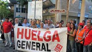 Huelga general: hoteles y agencias esperan un seguimiento nulo.