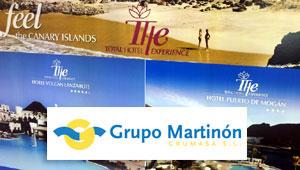 Martinón, su nueva cadena hotelera y el hombre clave.