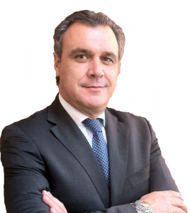Rafael Gallego, presidente de Ceav.