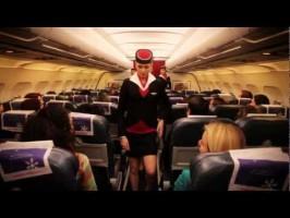 VÍDEO: El Gangnam Style en la cabina de Air Malta
