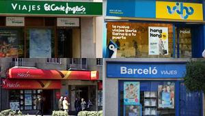 Grandes redes de agencias de viajes