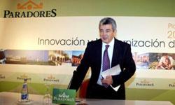 Miguel Martínez, presidente de Paradores durante el gobierno socialista.
