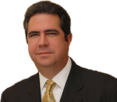 Francisco Javier García, ministro de Turismo de Dominicana.