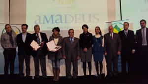 Entrega de distinciones de AVIBA en Costa Nord (enero 2013)