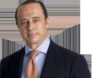 El presidente de Iberia, Antonio Vázquez.
