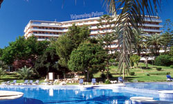 Un grupo chino pretende el Valparaíso  y otros hoteles de Mallorca.