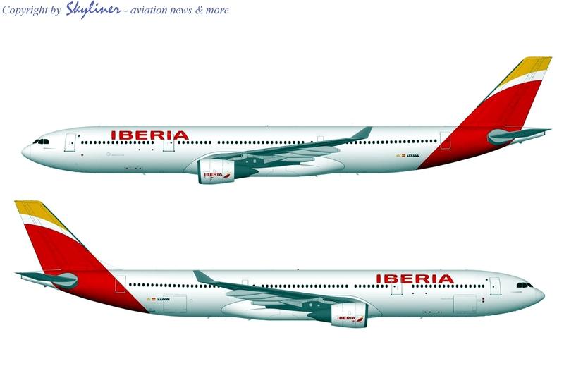La posible nueva imagen de iberia noticias de aerol neas for Oficinas iberia express