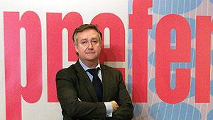 Ramón Martín, director de activos y Expansión de Hoteles Catalonia.