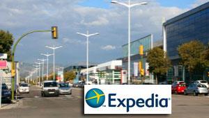 Expedia busca local para abrir delegación en Palma.