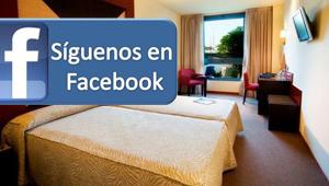 Hoteles en Facebook