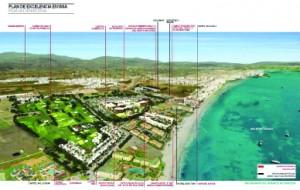Plan de  Excelencia Platja d'en Bossa, Grupo Matutes