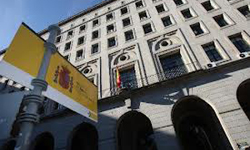 Sede del Ministerio de Empleo