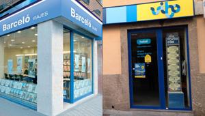 Oficinas de Barceló Viajes y Vibo Viajes