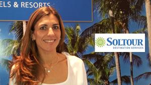 Isabel Piñero presenta la web de Soltour Destination Services